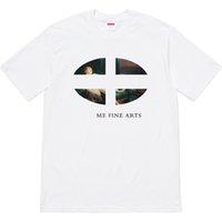 namenshemden marken großhandel-Luxus Print Box Logo Herren Tees Designer Leda und der Schwan Mädchen T-Shirt Markenname Top-Qualität Straße Hip-Hop T-Shirts
