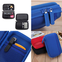 Wholesale insert for bag resale online - Electronic Accessory Travel USB Storage Bag Cable Insert Flash Drives Organizer For Easy Travel Portable Bags