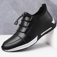 ingrosso calzature casual mens calde-scarpe di cuoio uomo mocassini mens scarpe casual vendita calda sneakers nere scarpe firmate uomo 2019 chaussure homme sapato masculino tenis hombre
