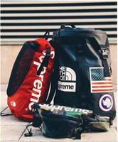 Wholesale day sacks resale online - 2019 Backpack FACE Lovers Travel Duffel Bags School Shoulder Bags Stuff Sacks Sports Backpacks Outdoor Handbag