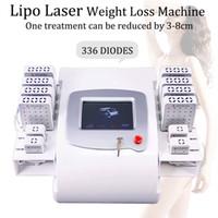 ingrosso macchina sottile di potenza-Diodi laser portatili Lipo Diodi laser ad alta potenza Lipolaser che dimagriscono Uso del salone di perdita di peso della macchina di bellezza