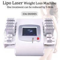 macht schlanke maschine großhandel-Lipo Laser-tragbare Maschinen-Hochleistungslaserdioden Lipolaser, der Schönheits-Maschinen-Gewichtsverlust-Salongebrauch abnimmt