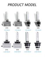 kit de conversão xenon hid 12v venda por atacado-Luz de xénon D1S / D2S / D3S / D4S HID Philips Kit de conversão de lâmpadas de substituição de qualidade Faróis de luz de carro de 12V HeadLights