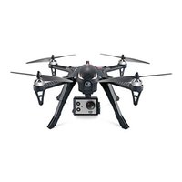 Wholesale quadcopter gopro for sale - Group buy MJX Bugs Brushless Independent ESC mAh Battery D Roll Gopro Gopro Compatible RC Quadcopter RTF Black