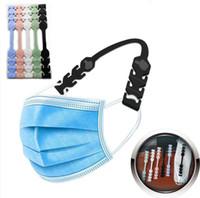 Mask Ear Protector Hook Third Gear Adjustable Anti-Slip Mask Ear Grips Extension Hook Silica gel Bandage Mask Buckle