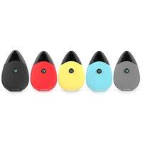 mod usb micro venda por atacado-Original Suorin Drop Starter Kits Embutida 310 mAh Bateria 2 ml Cartuchos Tanque Portátil Mod Micro Kit De Carregamento USB 100% Autêntico