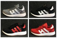 Wholesale london linen for sale - Group buy Original Iniki Runner Boost Iniki Retro Mens Running Shoes Og London Iniki Sneakers High Quality Sports Shoes Us Hot Sale Online