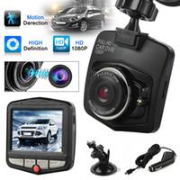 nuit de caméra achat en gros de-2019 New Vision originale HD 1080P Nuit voiture Dashboard Caméra DVR Video Recorder Dash Cam G-sensor Livraison gratuite