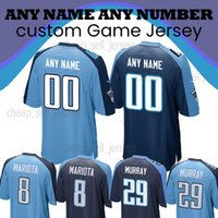 1f96058ab9b Customized jersey 8 Marcus Mariota Titans Jersey Tennessee 2 Derrick Henry  29 Demarco Murray Football Jerseys