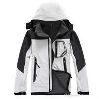 Wholesale outdoor sport clothes for men resale online - HOT The new autumn and winter north fleece sweater jacket soft shell jackets for men norte face outdoor sports clothes