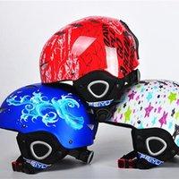 pranchas de snowboard venda por atacado-hockey equitação viseira do capacete de esqui meninos Snowboard skate capacete bordo equipamento de esgrima meninas Equstrian equitacion taekwondo