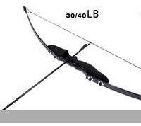 Wholesale arrows for recurve bow resale online - New taken down bow lbs Recurve Bow for Right Handed Archery Bow Shooting Hunting Game Outdoor Sports