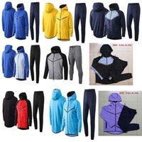 New NI brand traning hoodie tracksuits jacket hoody heavy and winter hooded jackets tracksuit anorak sports wears Windbreaker Mountain Wear Sportswear suit top