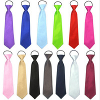 bebek lastik bantları toptan satış-Üreticileri doğrudan satış çocuk saf renk kravat lastik bant elastik Bebek Anaokulu kravat
