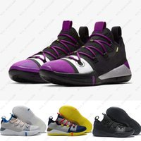 6124a64117c Wholesale kobe ad online - 2019 kobe basketball shoes for men size ad ep  multi color