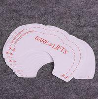 usando sutiã venda por atacado-Sutiã invisível Levante Fita Adesiva Instantâneo Breast Up Uso Descartável Strapless Transparente Anti-SAG Gather Lift Adesivo 10 pçs / set RRA969