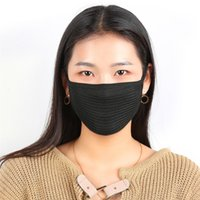Wholesale dust mask for cycling resale online - 1 Mens Womens Cotton Masks Outdoor Sports Motorcycle Mask Cycling Anti Dust Face Mask Respirator for Snow Cover Unisex