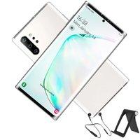 grandes telefones android venda por atacado-Nota 10 + 6,8 polegadas telefone Android 6G + 128G tela grande pequeno tablet smartphone 3G chamando internet