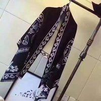 nuevas hermosas bufandas al por mayor-Los diseñadores diseñan una nueva bufanda, esta bufanda se puede usar en ambos lados demasiado hermosa, mezcla de cachemira, sensación súper suave, puede calentarte un au clásico