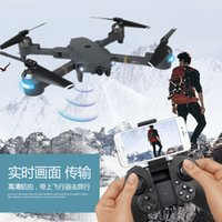 Wholesale With Wide Angle HD Camera High Hold Mode Foldable Arm RC Quadcopter Drone wifi1080