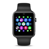 Wholesale lemfo bluetooth smart watch online – Lemfo DM09 Bluetooth Smart Watch D ARC HD Screen Support SIM Card Wearable Devices SmartWatch For IOS Android DHL freeshipping