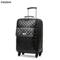 chariot à valises 24 pouces achat en gros de-CARRYLOVE 16