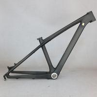 Wholesale free carbon bikes for sale - Group buy New Full Carbon fiber Mountain Bike frame er MTB BB92 k Matt Glossy Bicycle Frame Children Frame