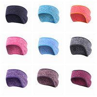 Wholesale yoga scarves resale online - Fashion Hair Belt Outdoor Sports Riding Headband Wind proof Scarf Cold proof and Warm keeping Hair Belts Ear Protection Hair Belt ZZA935