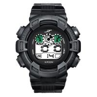 г кварцевый спорт оптовых-Waterproof unisex Watches Digital LED Quartz Alarm Date Sports Electronic Quartz sport g watch WristWatch  Watch