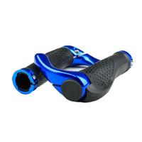 equipamento para bicicletas venda por atacado-Alta Qualidade Apertos de Bicicleta Antiderrapante Punho Da Bicicleta de Borracha Macia Andar de bicicleta Alças Aperto Equipamentos de Equitação Acessórios Cor Mix 7 4jw5G1