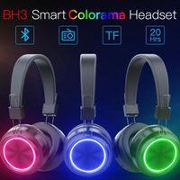 Wholesale telephone wireless headset resale online - JAKCOM BH3 Smart Colorama Headset New Product in Headphones Earphones as smart watch fone de ouvido telephone smartphone