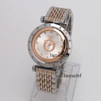pulseras de cuarzo al por mayor-Pandora Reloj de cuarzo de cristal para mujer de lujo Pulsera de cuarzo Relojes de pulsera y bisutería Pulseras Moda Señora Elegante Reloj Navidad