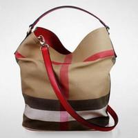 cross-body-segeltuch-umhängetaschen großhandel-Vintage Luxus Designer Handtaschen Frauen Leinwand Umhängetaschen Hohe Qualität Lässig Umhängetaschen 2019 Neueste Messenger Bags