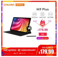 Wholesale android tablets 4gb quad core resale online - CHUWI Hi9 Plus Helio X27 Deca Core Android Tablet PC quot x1600 Display GB RAM GB ROM G Phone Call Tablets