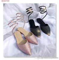 diseños de productos únicos al por mayor-2019 Tide product women New sandals, Diamond style women shoes, Sandalias de diseño de moda únicas, venta caliente en