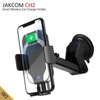 всасывание сотового телефона оптовых-JAKCOM CH2 смарт беспроводное автомобильное зарядное устройство держатель горячей продажи в сотовый телефон зарядные устройства как смарт-часы дети автомобильный держатель всасывания ip68