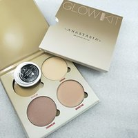 Wholesale make up eye shadow palette for sale - Group buy In stock High quality Make up Bronzers Highlighter makeup colors eyeshadow Face Powder Blusher Palette eye shadow