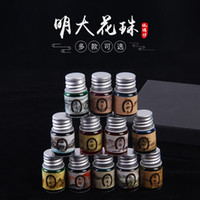 Wholesale color box ink for sale - Group buy Glass Pen Ink Fountain Pen Ink X ml Color Inl With Gift Box