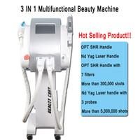 venda de máquinas de cuidados da pele venda por atacado-Elight IPL pele pele beleza ipl pele depilação máquina elight cuidados com a pele ipl lasers for sale