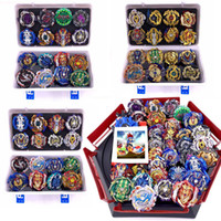 Hot set Beyblade Arena Spinning Top Metal Burst Fight Bey blade Metal Bayblade Stadium Children Gifts Classic Toy For Child Y200109
