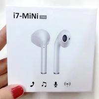 les téléphones les plus vendus achat en gros de-2019 vente chaude i7s Mini TWS petit écouteur sans fil Bluetooth avec des boîtes de chargement stéréo i7s tws écouteur pour téléphone Android pk i9s i10