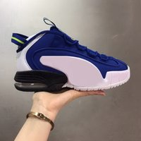 Wholesale house shoes woman resale online - 2020 Penny Lil Penny Hardaway basketball sneaker house party mens shoes yakuda Dropping Accepted walking gym jogging shoes best sports
