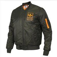 lüks ceketler erkekler toptan satış-Marka Ceket Ceket Mens Tasarımcı Ceketler ile Markalı Harfler Erkekler Lüks Aşağı Palto Uzun Kollu Dış Giyim Giyim Boyutu S-2XL