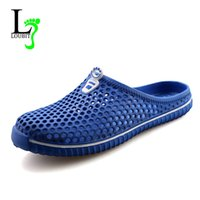 ee7897572936 Summer Cool Water Flip Flops Men High Quality Soft Massage Slippers Fashion  Man Casual Flats Non-Slip Shoes Size 38-45