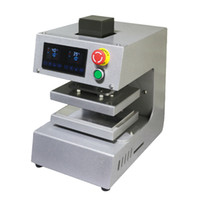 2017 newest type rosin press machine PURE ELECTRIC Auto dual heat plates rosin heat press machine with LCD panel