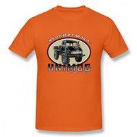 auto-marken-t-shirts großhandel-Mens Designerkleidung Marken-Polo Mann Mein anderes Auto ist ein UNIMOG T-Shirt Plus Size T-Shirt Top Design T-Shirts 100% Baumwolle