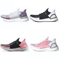 Ultra Boost 2019 Multicolor Laser Red Oreo Refract Dark Shoes Men Women  UltraBoost 19 UB 5.0 Black White Multi Sneakers shoe trainer 4115692b1