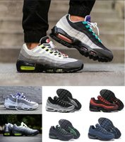 Wholesale best shoe drop shipping resale online - Drop Shipping Hight Quality New Mens Sports Running Shoes Black White Men best Athletic walking Tennis Shoes Grey Man Training Sneakers