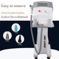 Wholesale shooting machines for sale - Group buy nd yag laser tattoo removal laser machine Black Doll Treatment Professional tattoo removal equipment with Shoots