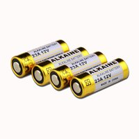 аккумуляторы оптовых-20 шт. 23A 12 В L1028 Щелочная батарея Дверной звонок батареи Батареи Дистанционного Управления MN21 A23 12 В Baterias высокое качество Бесплатная доставка